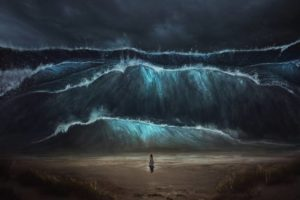 Decoding The Secrets Of The Tranquil Water: Dreaming About Tsunamis And Interpretation